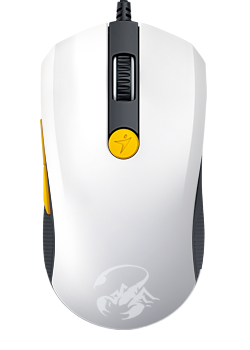 Genius M8-610 - wired gaming mouse with DPI switch, lighting
